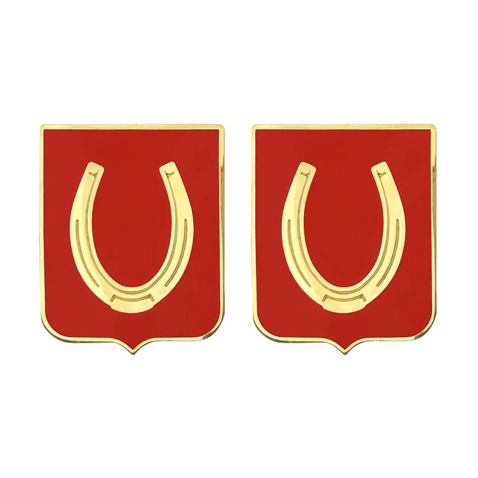 Army Unit Crests - 100th Regiment Unit Crest (No Motto) -   jetcube