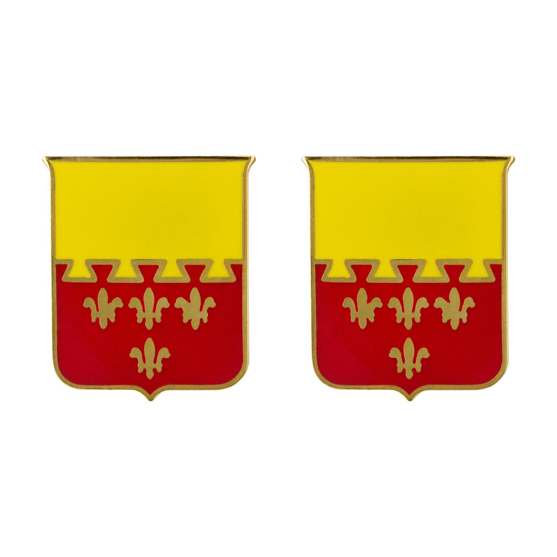 Army Unit Crests - 106th Cavalry Regiment Unit Crest (No Motto) -   jetcube