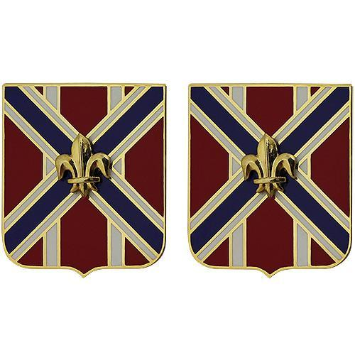 Army Unit Crests - 111th Field Artillery Regiment Unit Crest (No Motto) -   jetcube