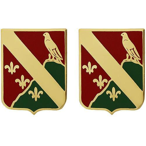 Army Unit Crests - 113th Field Artillery Regiment Unit Crest (No Motto) -   jetcube