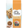 Purina Bella Natural Small Breed Dry Dog Food Natural Bites With Real Chicken & Beef - 3 lb. Bag