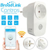 Broadlink Smart home 16A+timer EU US wifi power socket plug outlet automation smart phone Wireless Controls for ios pad Android