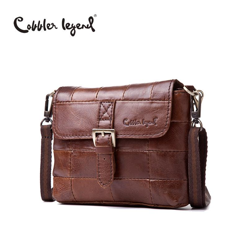 Cobbler Legend High Quality Fashion Brand Women s Handbags Shoulder Genuine  Leather Bags For Women Messenger Bag 7a9680f621