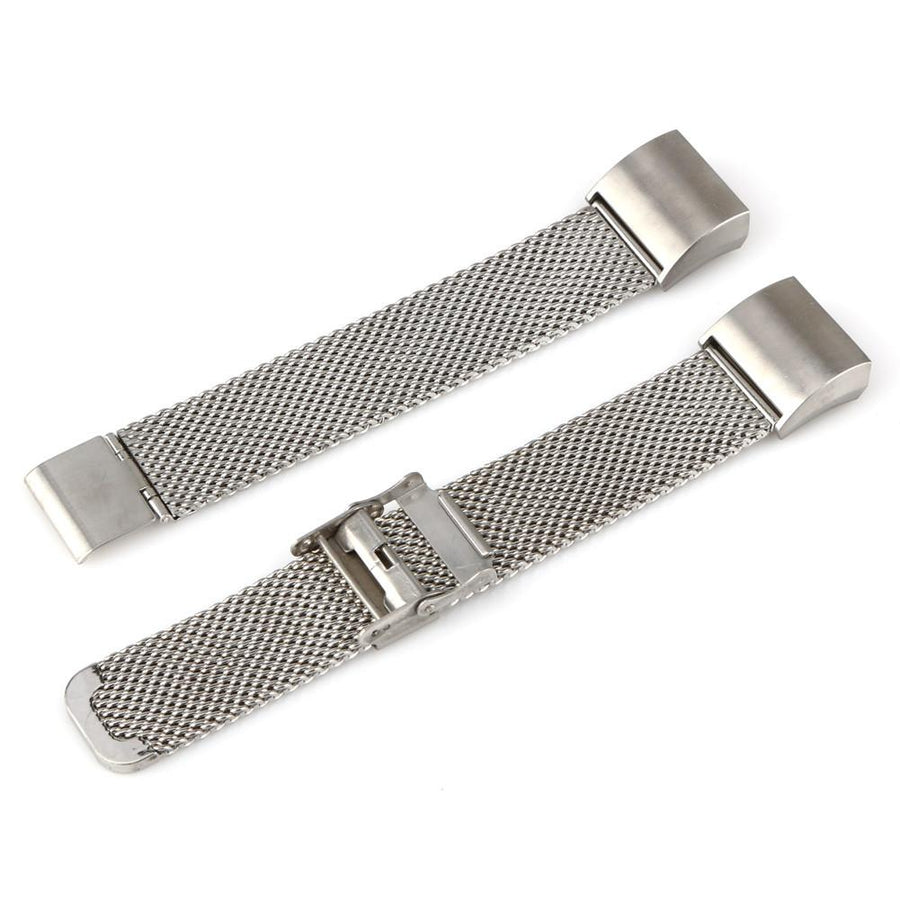 Durable and Elegant  Milanese Loop Stainless Steel Metal Watch Band Strap Bracelet For Fitbit Charge 2
