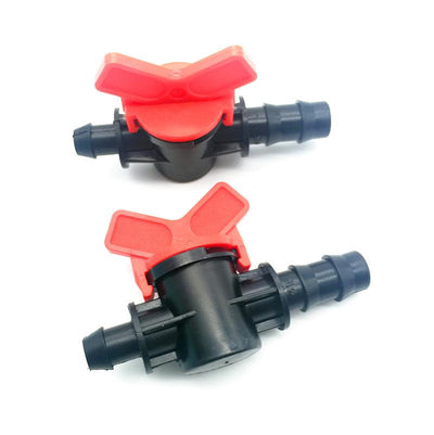 - 10 Pcs Garden Irrigation Switching Valve 13mm Conversion 10mm Hose Pvc Pipes Drip Flow Controller Adapter Connector -   jetcube