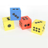 - 12 pcs/set Combination Of Eva Magic Foam Dice Blocks Children Toys Educational Pop for Game Gaming Children Adult Gift Cubes -   jetcube