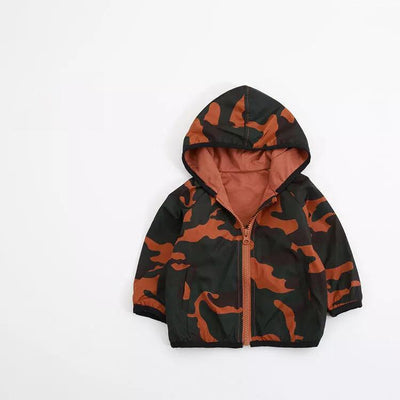 - 0-2 years 2018 New Wholesale Spring Cotton Good Quality Camouflage Baby Jackets (pick size) - Default Title  jetcube