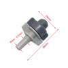 - 10 pcs 0.7mm Atomization cooling Mist Sprinklers Garden Water Irrigation Drip System Humidifier Sprayers Nozzle Greenhouse tool -   jetcube