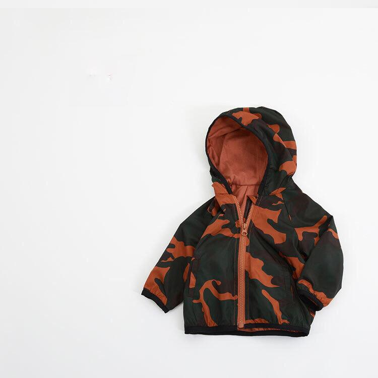 - 0-2 years 2018 New Wholesale Spring Cotton Good Quality Camouflage Baby Jackets (pick size) -   jetcube