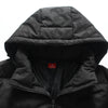 - -30 Degree Temperature 2017 Winter Jacket Men Cotton Padded Long Thick Warm Casual Hooded Mens Winter Parkas Size 6XL 7XL 8XL -   jetcube