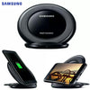 - 100% Original Samsung Fast Charging Pad Wireless Charger For Samsung GALAXY S7 G9300 S8 Plus G9500 S6 Edge Plus iPhoneX EP-NG930 -   jetcube