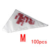 - 100Pcs Christmas Kitchen Accessories Disposable Pastry Bag Icing Piping Cake Pastry Cupcake Decorating Bags -   jetcube