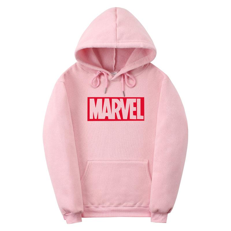Men'S white Hoodies 2017 Autumn New Marvel Hoodies Fashion Printing Cotton 100% 1:1 Casual Sweatshirts Men/Women Hoody