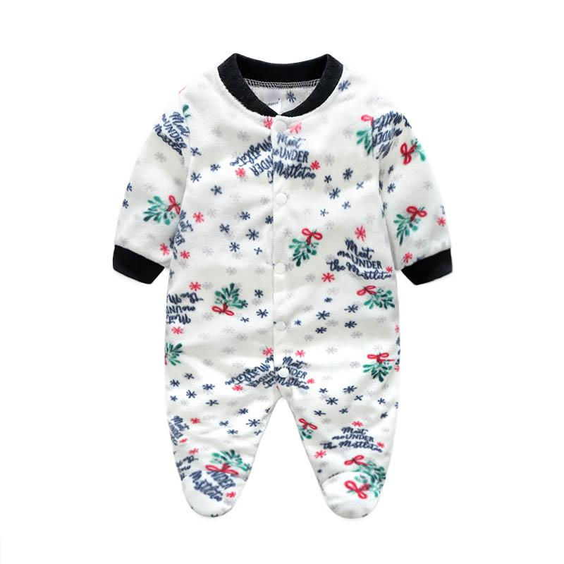 e56c1148a baby rompers foot cover baby girls pajamas romper newborn feet cover ...
