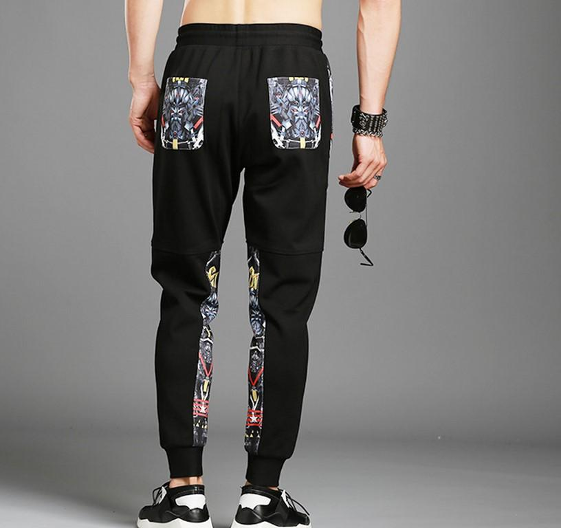 9dc5df44622 100%Cotton Male Trousers Brand Fashion Solid Mens Cargo Pants Good Quality  Tactical Men