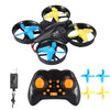 - 2.4GHz Remote Control Mini Drone RC Quadcopter Headless Mode One Key Return RC Helicopter For Kids Toy without Camera 360 Roll -   jetcube