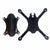 (ACCESSORIES) Quadcopter Body Cover Shell Case For MJX B3 Bugs RC Drone Crash Pack replacement Black