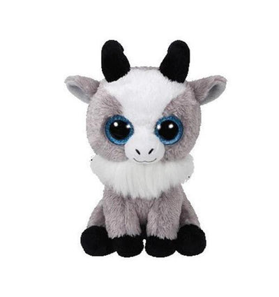 7d0da7f8b83 Ty Beanie Boos Original Big Eyes Plush Toy Doll Child Brithday 10 - 15cm Unicorn  TY ...