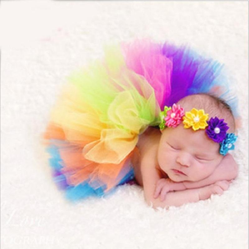 Baby Photography Props Kid Clothes Infant Costume Outfit Newborn Photography Prop With Real Photo Dress Princess Party  UpCube- upcube