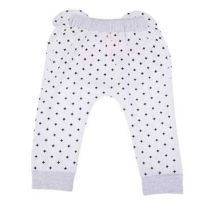 2017 Autumn Baby PP Pants Cute Animals Pattern Newborn Infant Boy Girl Bottoms PP Pants Kids Casual Loose Harem Pants Clothing