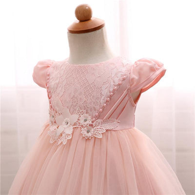 Fancy Designs Baby Girl Summer Dress First Birthday Infant Party ...