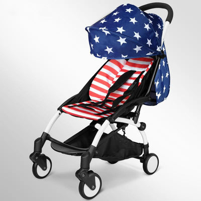 - 175 Degree Pram Yoya Baby Stroller Mat Set Seat Pad Seat Cushion Cover Shade Shed And Pad Baby Carriages Stroller Accessories -   jetcube
