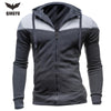 - 2016 Hoodies Men Sudaderas Hombre Hip Hop Mens Brand Hoodie Decorative Pocket Sweatshirt Slim Fit Mens Hoodie XXL 569 -   jetcube