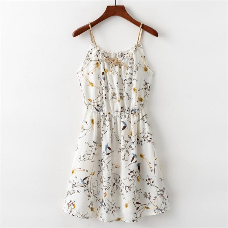 2018 summer new women s clothes. Weave with beaded de17b9f10bb3