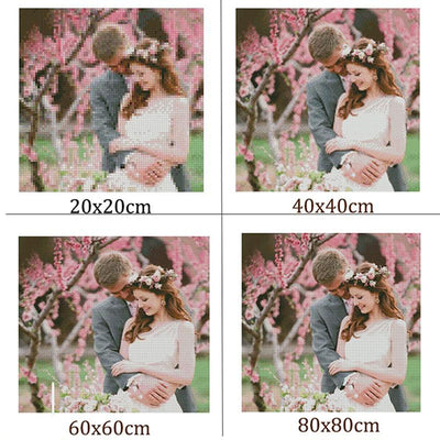 "- ""Photo custom"" DIY Diamond Embroidery! 5D,Private custom,Diamond Painting 3D Home Decor Gift ""Can make any photos and size!!! "" -   jetcube"