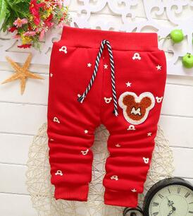 - (1piece /lot) 100% cotton 2015 new warm trousers for 4-24month baby -   jetcube