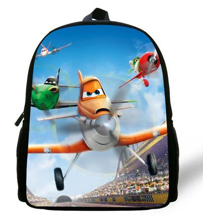 - 12-inch Childlike Toy Story School Bag Cute Buzz Lightyear Backpacks Toy Story Book Bags For Boys and Girl Aged 1-6. - Plum  jetcube