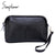 100% Genuine Leather Shell Women Clutch Bags Wristlet 2017 Small Ladies Handbag Zipper Female Clutches For Money Phone Cosmetics