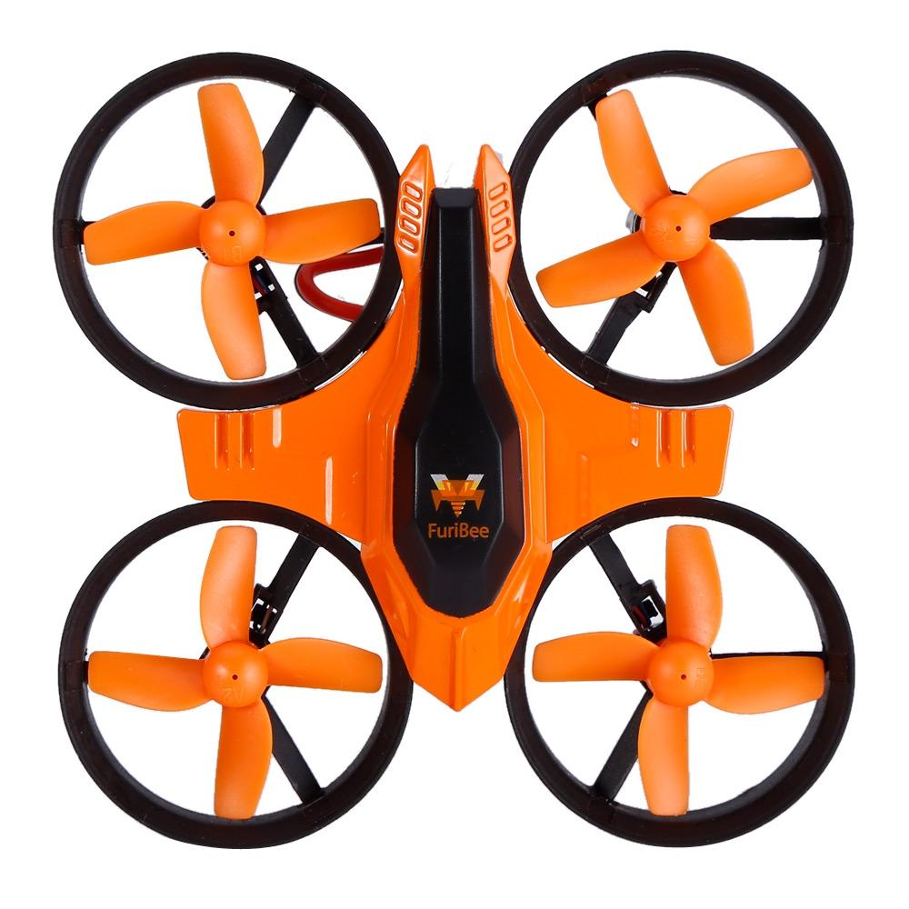 Mi drone FuriBee F36 RC Helicopter Remote Control Toy 2.4GHz 6 Axis Gyro RC Mini Quadcopter with Colorful LED Light VS jjrc h36