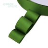 "- (5 meters/lot) 1"" (25mm) Grosgrain Ribbon Wholesale gift wrap Christmas decoration ribbons - Deep Green  jetcube"