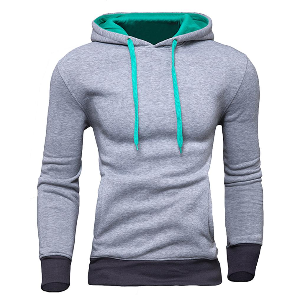 277755ee686 New Brand Sweatshirt Men Hoodies Fashion Solid Fleece Hoodie Mens Hip Hop Hoodie  Sweatshirt Men s Tracksuits