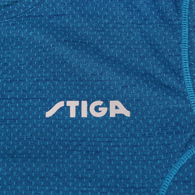 New Arrival Stiga Table Tennis Clothes Sportswear Quick Dry Short Sleeved Men Ping Pong Shirt Badminton Sport Jerseys