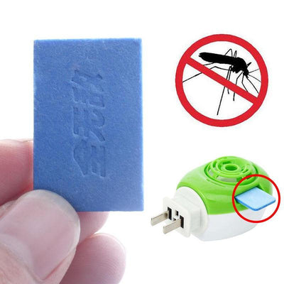 - 10 pcs/lot Anti Insect Mosquito Repellent Tablet Safety Mildly Toxic Household Mat - Default Title  jetcube
