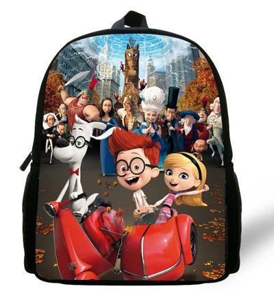 - 12-inch Childlike Toy Story School Bag Cute Buzz Lightyear Backpacks Toy Story Book Bags For Boys and Girl Aged 1-6. - Dark Khaki  jetcube