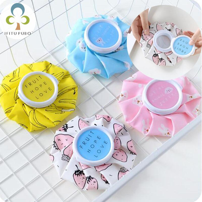 Cute cartoon hot and cold multi - purpose physical therapy bag sports hot and cold packs summer water ice bag LYQ  UpCube- upcube