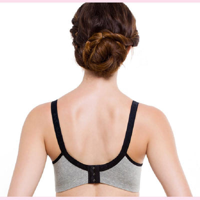 Mom Essential High Quality Cotton Nursing Bra Maternity Breastfeeding Underwear Bars Gather Prevent Sagging For Pregnant Bra