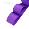"- (5 meters/lot) 1"" (25mm) Purple Grosgrain Ribbon Wholesale gift wrap Christmas decoration ribbons - Purple  jetcube"