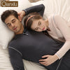 2017 Autumn Brand Lovers Homewear Couples Casual Pajama sets Men Soft Modal Cotton Sleepwear suit Male long sleeve shirt + pants  dailytechstudios- upcube