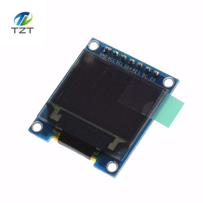 - 0.95 inch full color OLED Display module with 96x64 Resolution,SPI,Parallel Interface,SSD1331 Controller 7PIN new -   jetcube