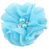 - 2.5 inch Pearl Diamond Headdress Flower Hair Accessories New Born Teens Girl Hairpin Children Fashion Elastic Hairclip Hairbow - 3  jetcube