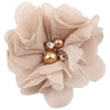 - 2.5 inch Pearl Diamond Headdress Flower Hair Accessories New Born Teens Girl Hairpin Children Fashion Elastic Hairclip Hairbow - 15  jetcube