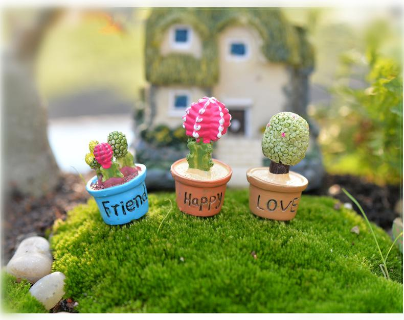 - (7pcs/lot) Mini pot miniature figurines toys cute lovely Model Kids Toys 1.8-3.4cm pvc action children figure world160335 -   jetcube