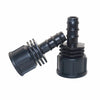 "- 10 Pcs DN16 DN20 Pipe Fitting 1/2"" 3/4"" Female Threaded Connector Barbed Plastic Water Pipe Connectors Irrigation System Parts -   jetcube"