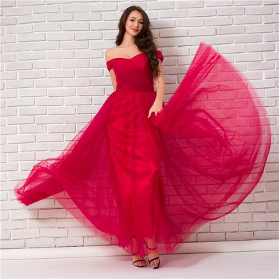 Its Yiiya Sleeveless Red Clare Pink Strapless Formal Dresses Sex