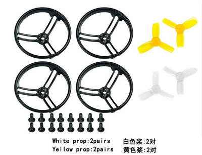 - 2.3 inch 2345 Propeller Prop Guard Protector Bumper for KingKong Drone Quadcopter All Surround F21480 - Default Title  jetcube