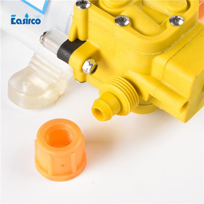 - (1set/pack) Factory direct 4L/MIN DC Diaphragm Pump including Silicone material inlet pipe + filter. FREE SHIPPING -   jetcube